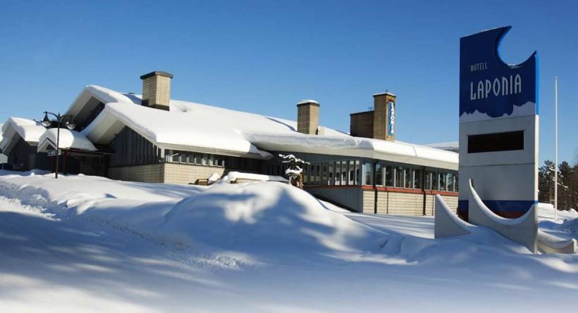 Hotell Laponia bygger ny camping