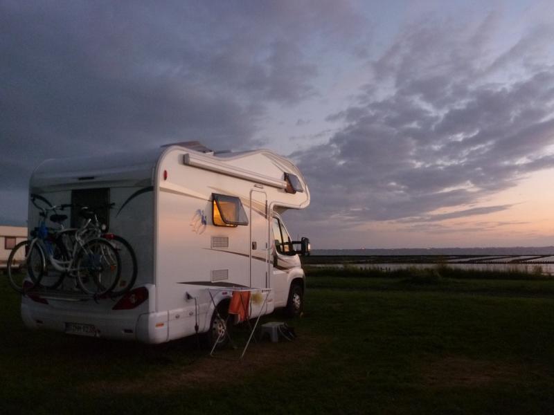 Campingar uttrycker oro för nya skatten på husbilar