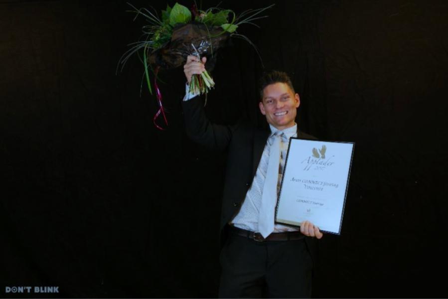 Vincents Husbil & Husvagn får dubbla utmärkelser