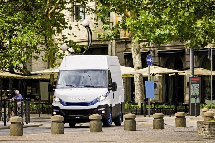 IVECO utsedd till International Van of the Year 2018