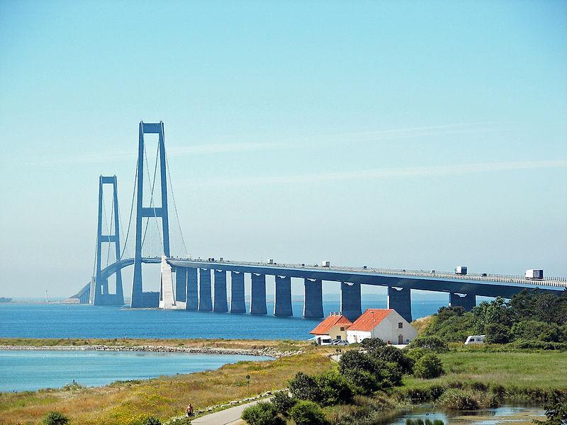 Billigare bro i Danmark från nyår