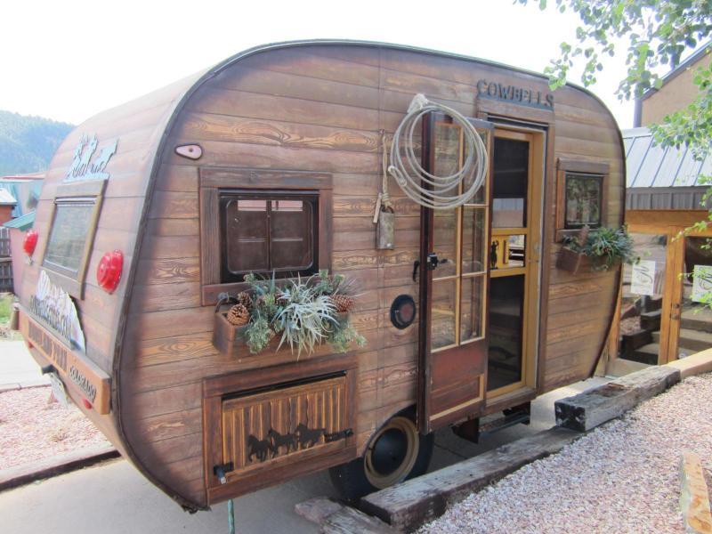 Husvagn för den inbitne country-fantasten