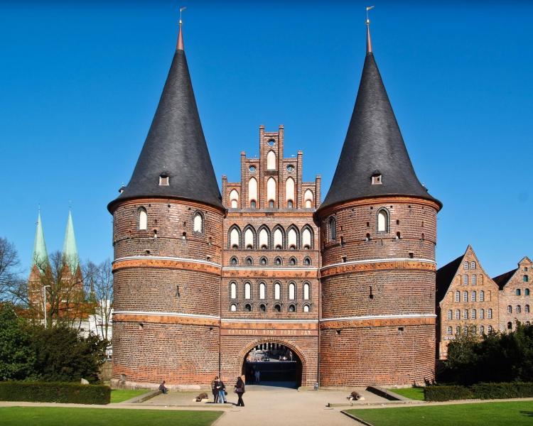 Lübeck: Nordens skönhet och geniernas stad