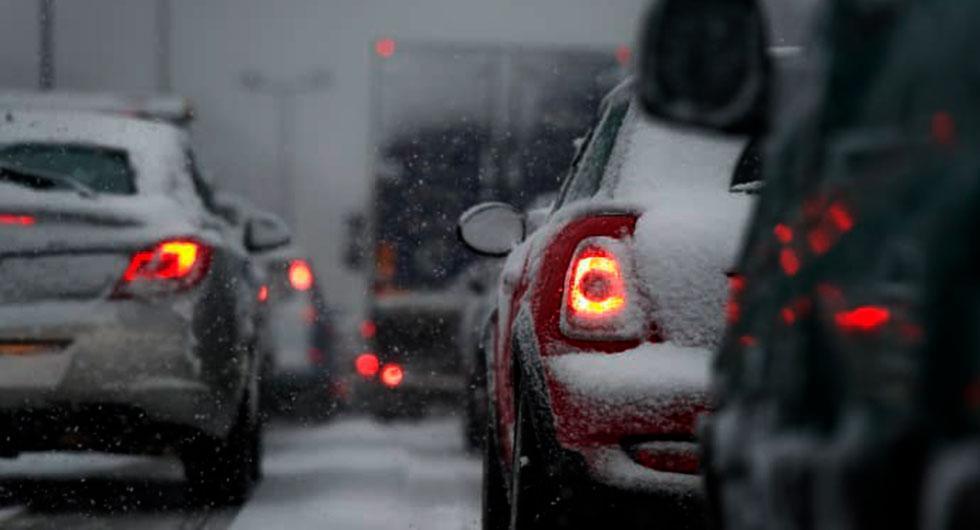 Var fjärde bil har felaktig belysning