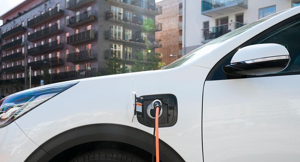 Högre hastighet för elbilar