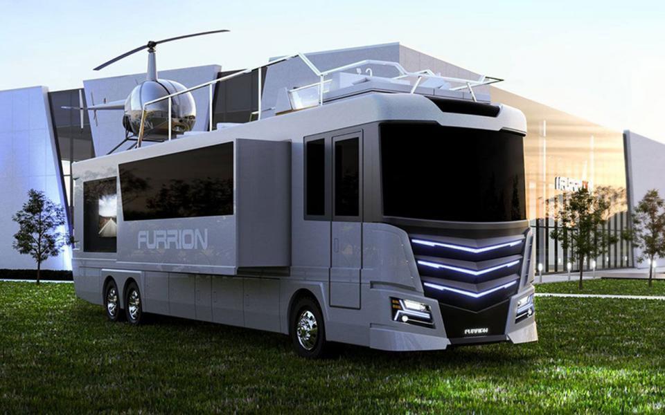 Populärt med husbil och husvagn även i USA