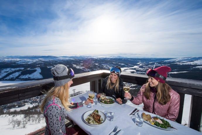 Åre Gastronomy Week för femte gången