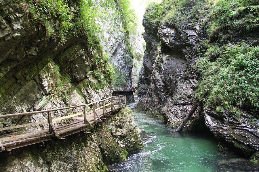 Triglav National Park, en dröm för naturälskaren