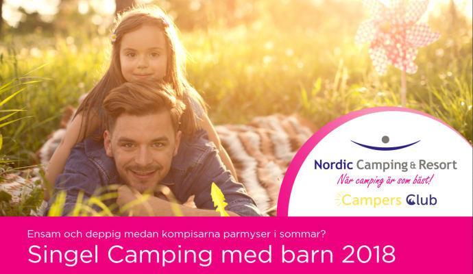 Nordic Camping bjuder in till Singel Camping