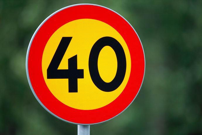 Även mindre hastighetssänkningar sparar liv