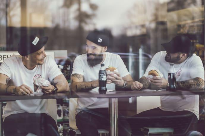 Circle K öppnar Sveriges största hamburgerkedja