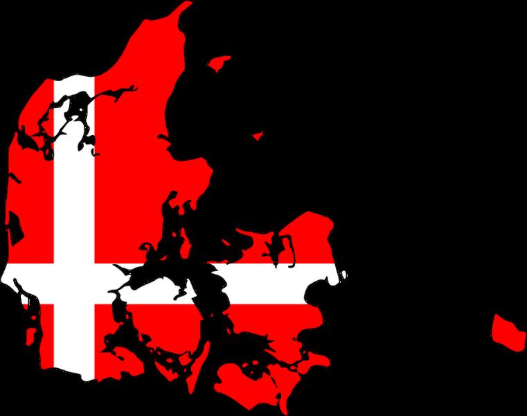 Danmark får höjd hastighet