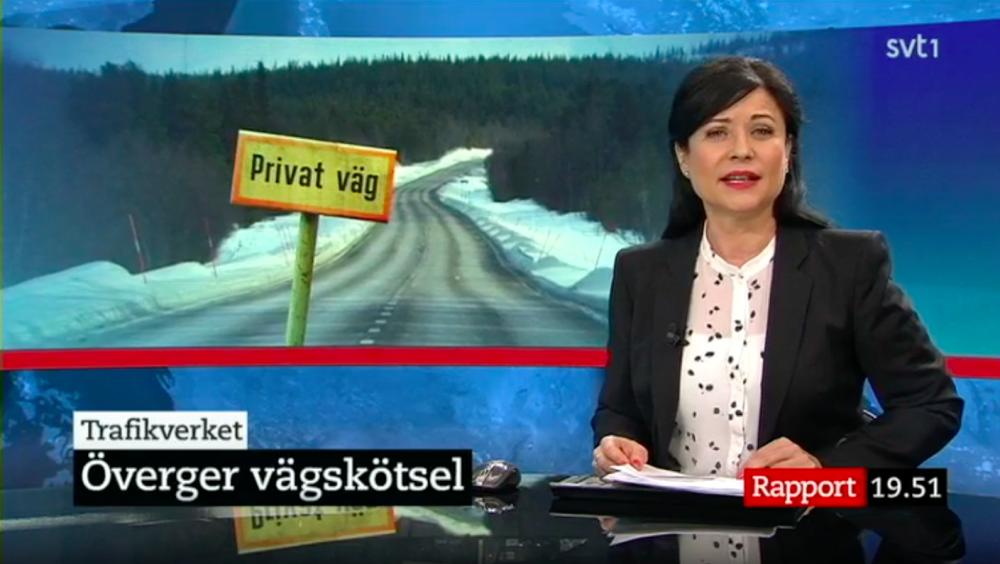 Trafikverket går i svaromål mot vinklat SVT-inslag