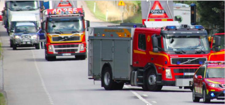 Svensk trafiksäkerhet sprids internationellt