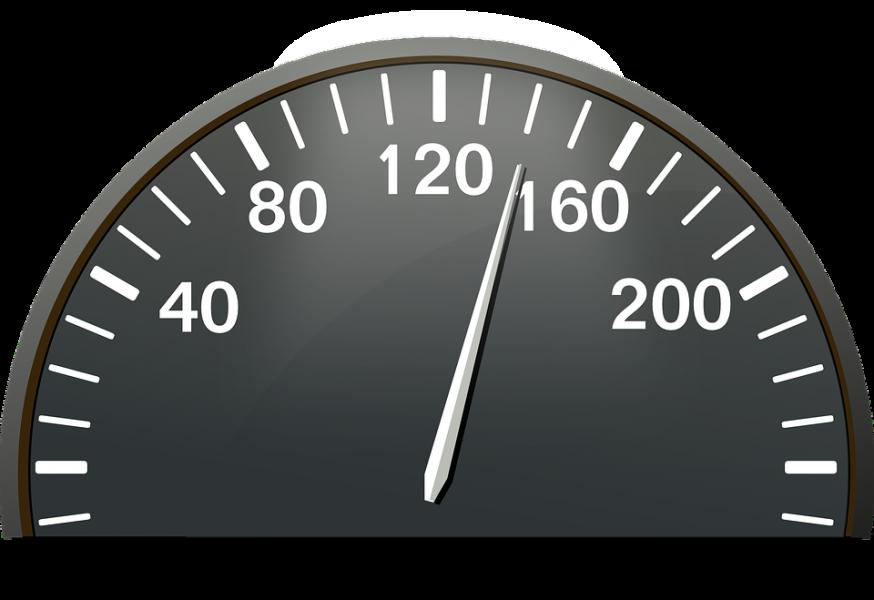 Låga hastighetsbegränsningar följs inte