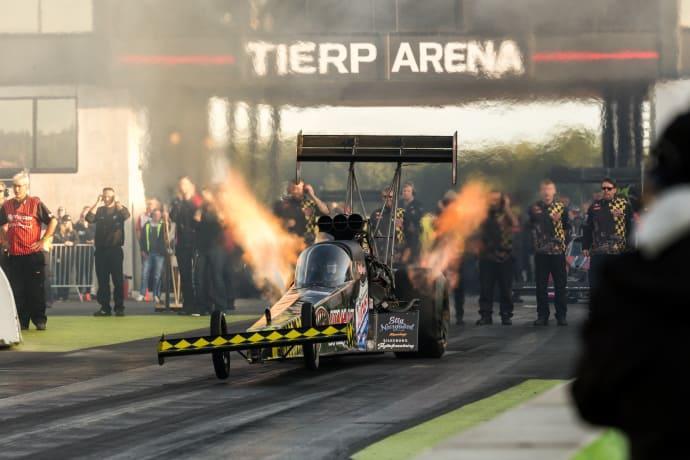 Tierp platsen för EM i världens snabbaste motorsport