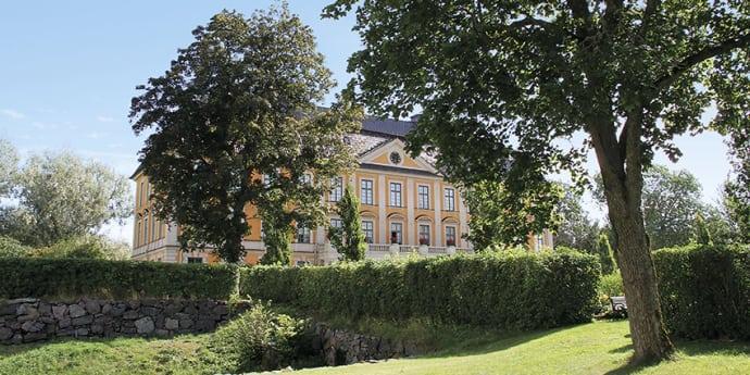 Nynäs slott slår upp portarna den 13 maj