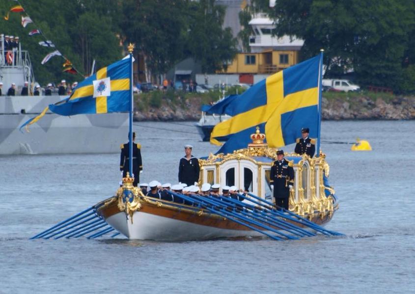 Idag är det Sveriges dag!