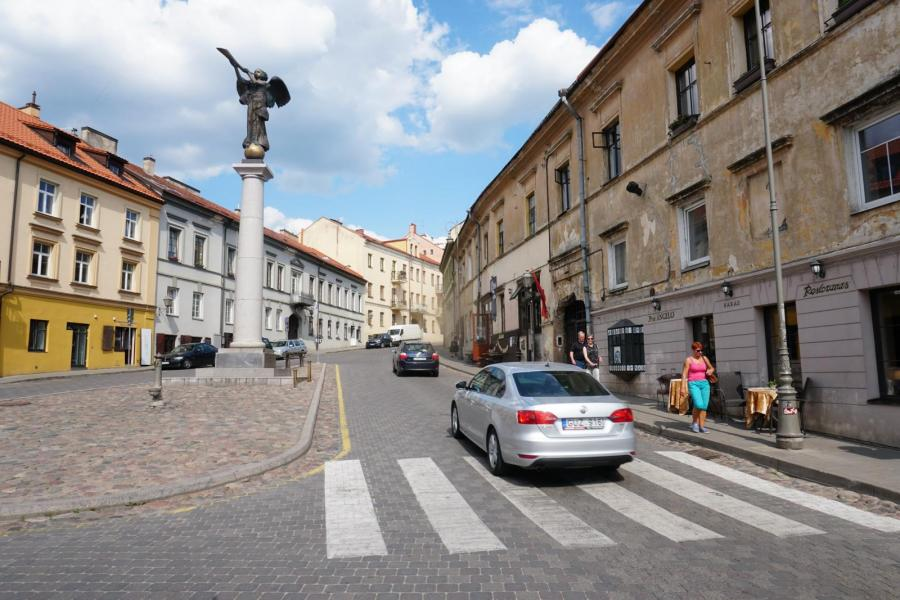 Vilnius med city camping