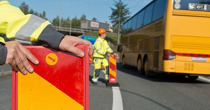 Pressade priser minskar säkerheten vid vägarbeten