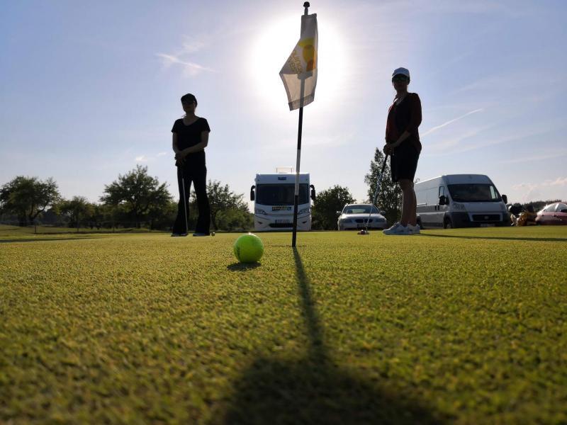 Golf mitt i Europa