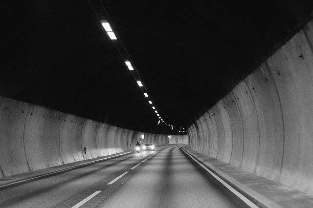 Nu installeras fartkameror även i tunnlar