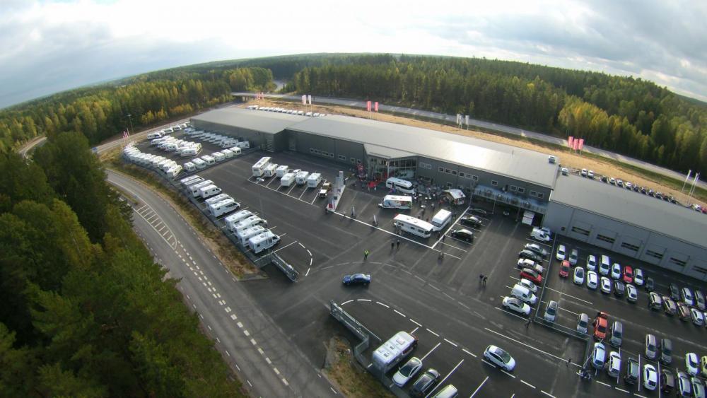 Tumbo husvagnar och husbilar blev årets företagare i Sörmland