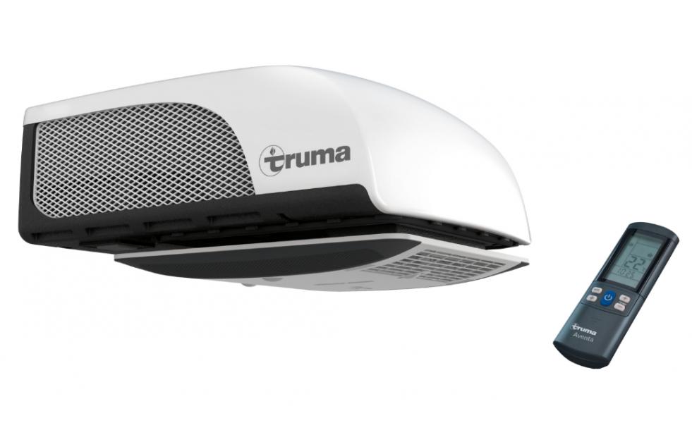 Ny kompakt takklimatanläggning från Truma