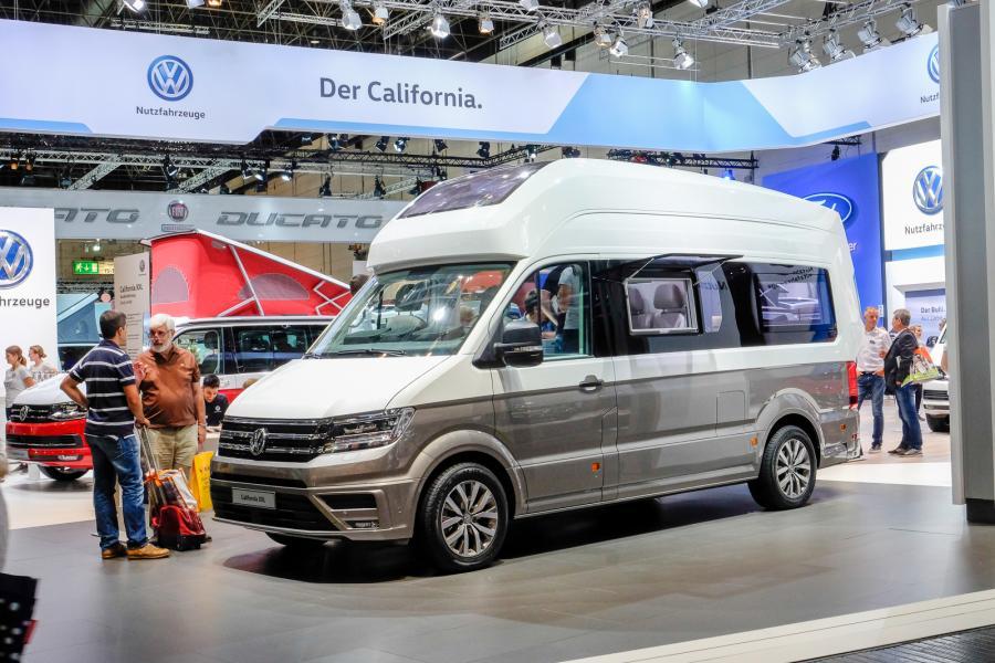 Ny större VW California