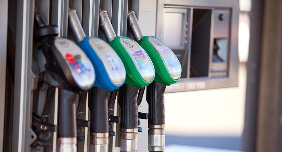 Drivmedelsförsäljningen ökar