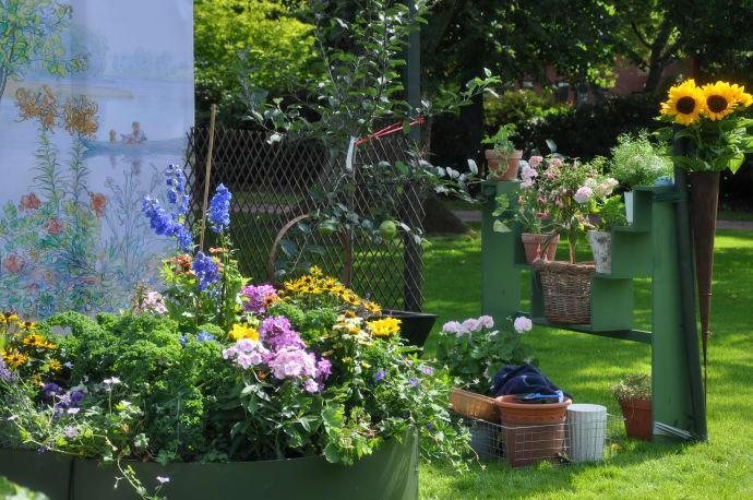 Stor trädgårdsfest på Sofiero