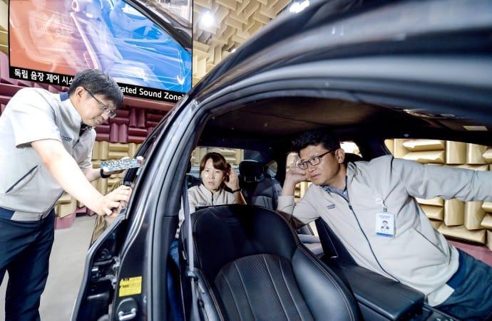 Ny teknik ger individuell musik i bilen