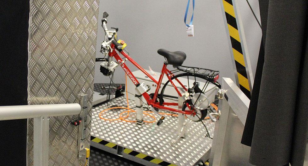 VTI vill veta hur cyklister agerar i trafiken