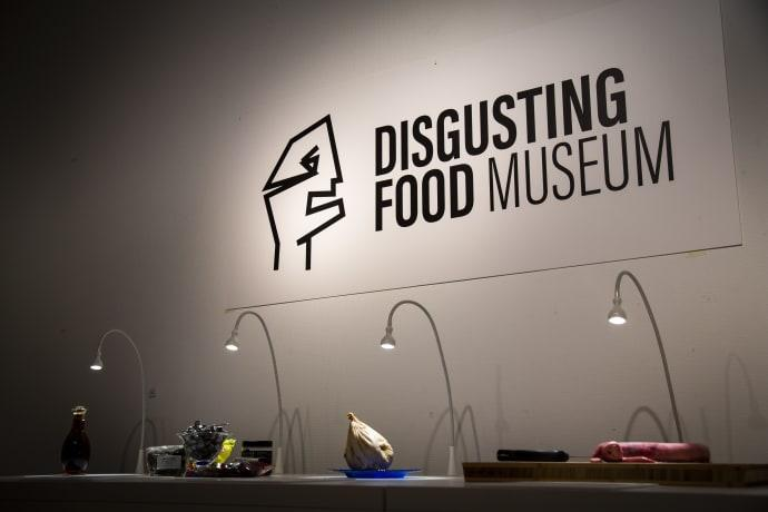 Museum för mat ingen vill ha