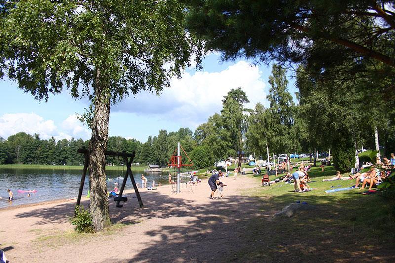 Vimmerby Camping kommer att säljas