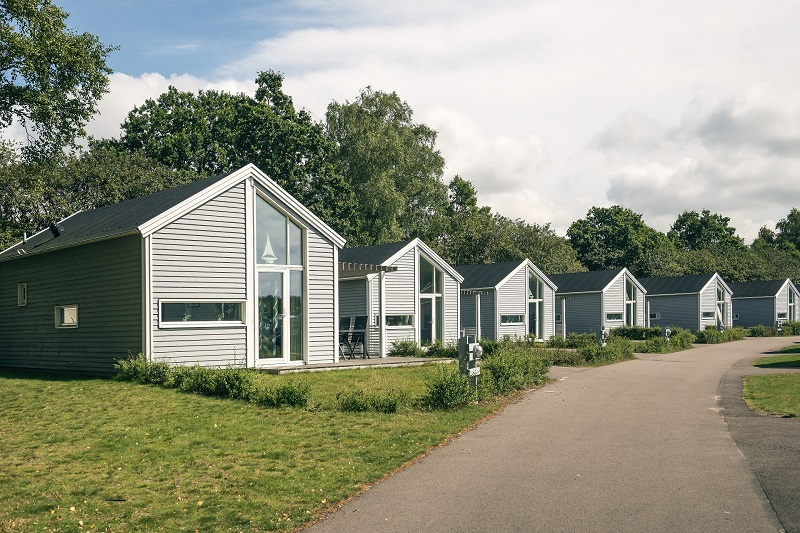 Nordic camping satsar på företagsgäster