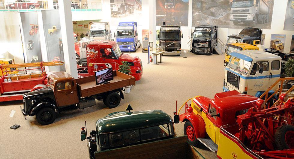 Volvo Museum kan flyttas till Liseberg