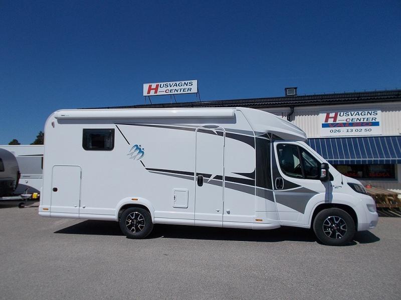 Husvagnscenter i Valbo en av 728