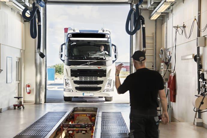 Norrköping får ny besiktning för tung husbil