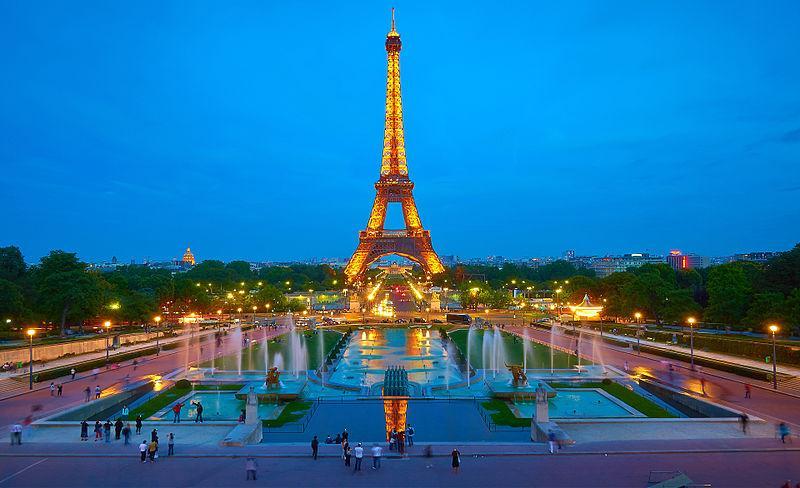 Paris säger nej till gamla dieslar