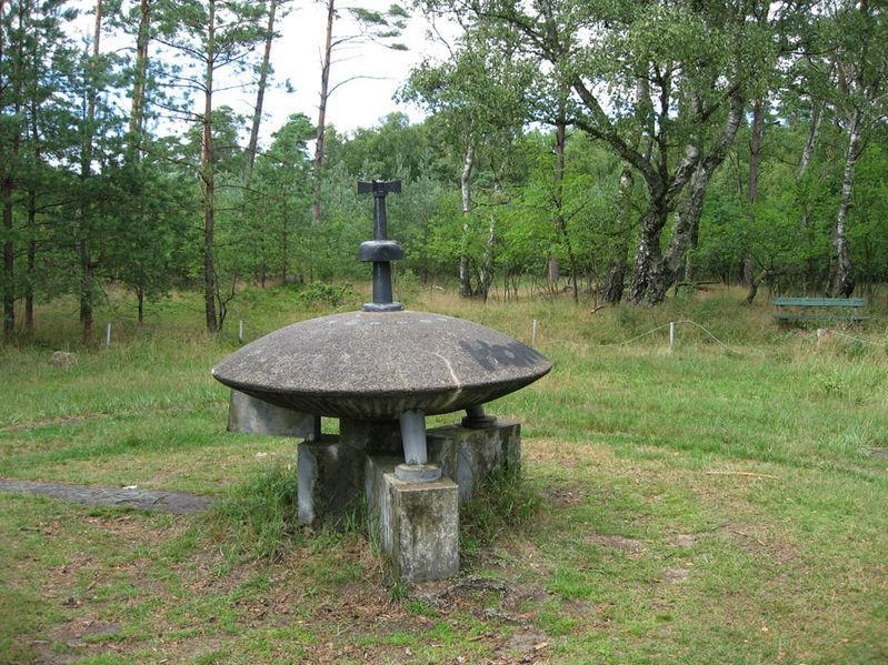 UFO blev till turistattraktion i Ängelholm