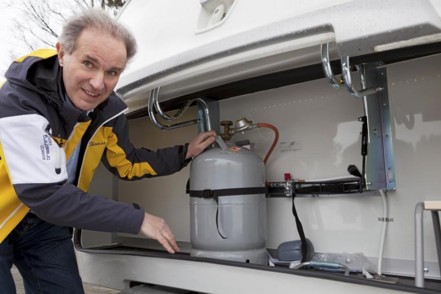 Gasol kan bli förnybar med ny teknik