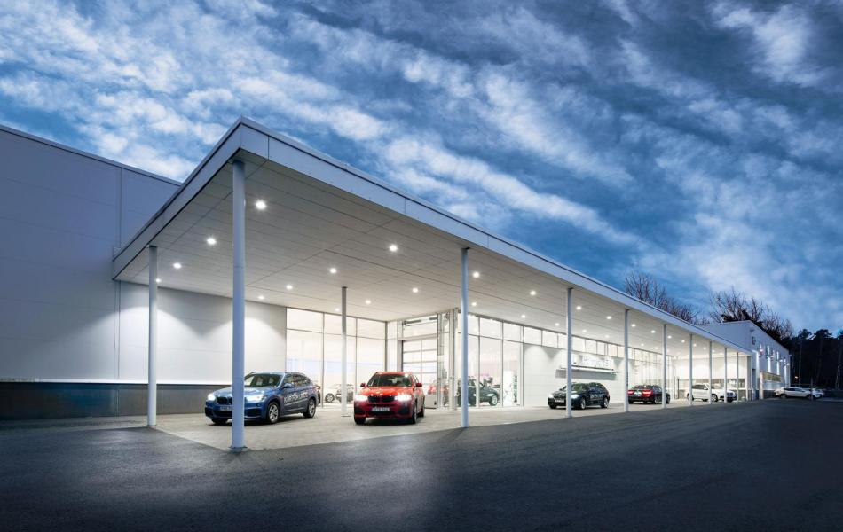 Kabe säljer verksamhet till Holmgrens Bil
