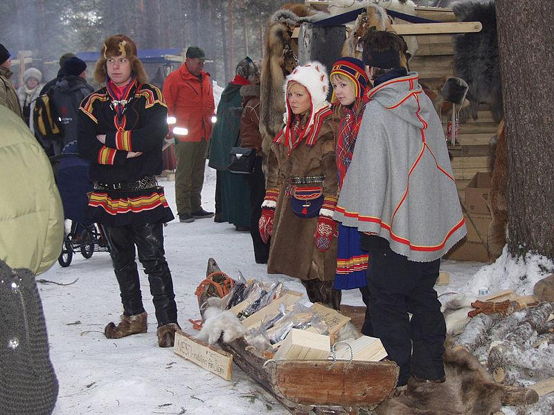 Jokkmokks marknad invigs den 7 februari.