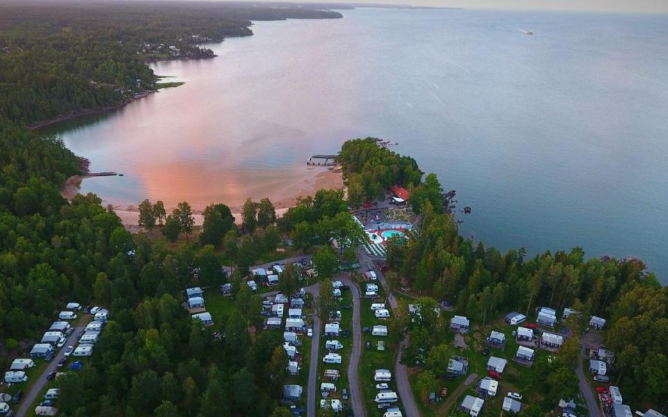Ursand Resort & Camping blir femstjärnig