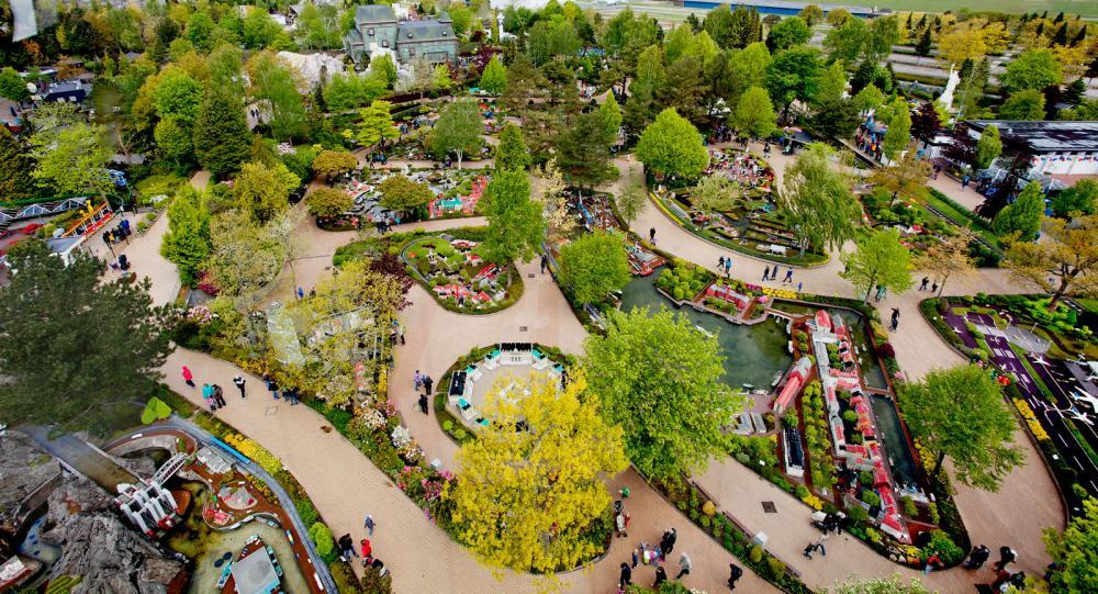 Legoland – Danmarks välkända lekplats