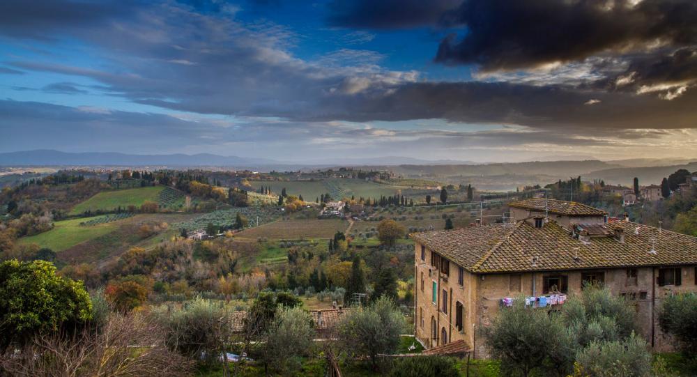 Ett köfritt Toscana under lågsäsong