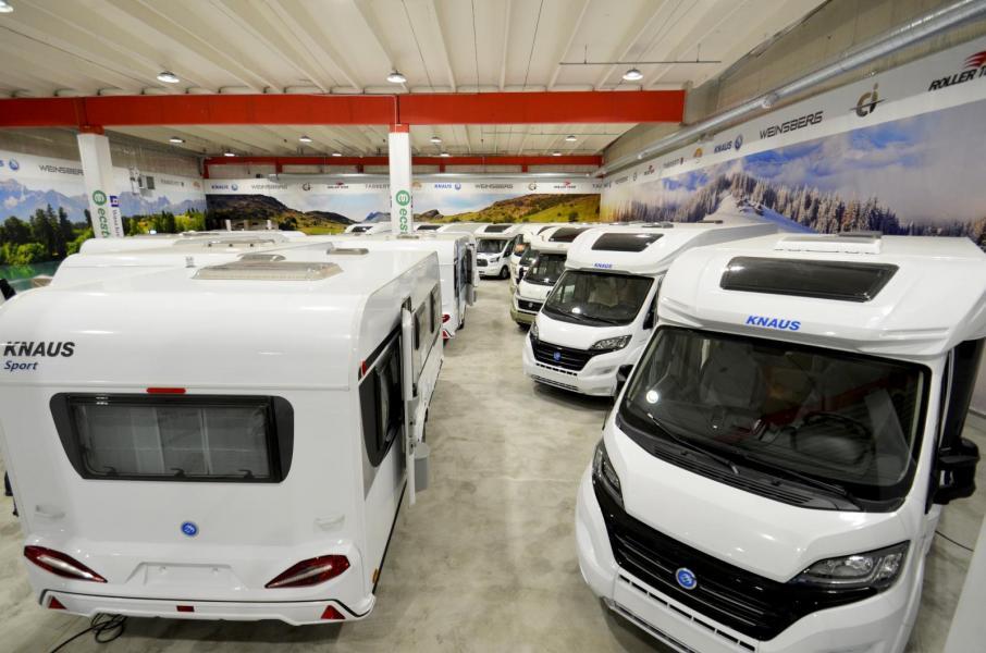 Sörberge Husvagnar blir Birsta Fritidscenter
