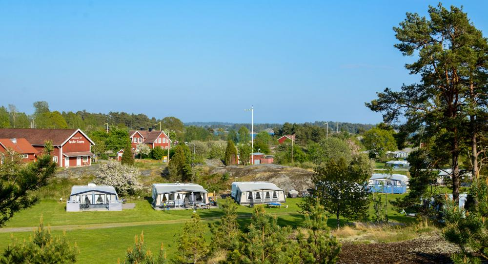 Gammeldags skärgårdsidyll i Östergötland