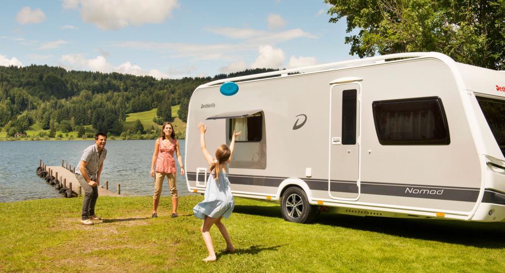 Guide: 8 husvagnar för barnfamiljen